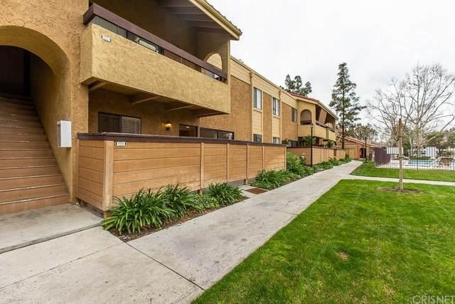 18756 Mandan Street #1511, Canyon Country, CA 91351 (#SR20062426) :: Randy Plaice and Associates