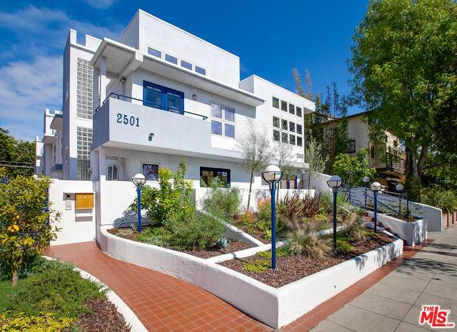2501 28TH Street #1, Santa Monica, CA 90405 (#20565966) :: Lydia Gable Realty Group