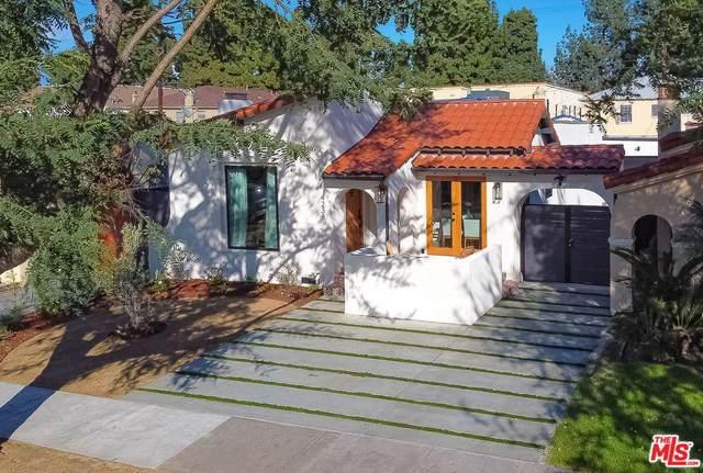 4238 S Norton Avenue, Los Angeles (City), CA 90008 (#20566480) :: Lydia Gable Realty Group