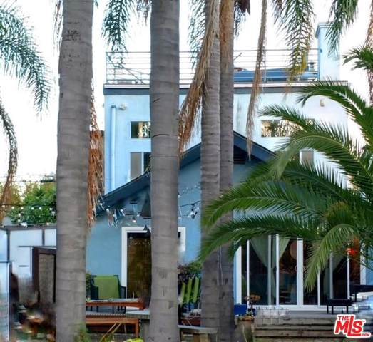642 California Avenue, Venice, CA 90291 (#20566062) :: The Suarez Team