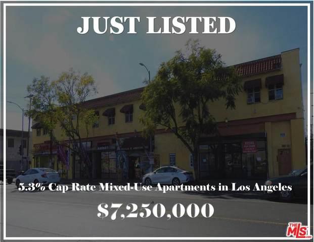 5937 Avalon Blvd, Los Angeles, CA 90003 (MLS #20-566574) :: The Sandi Phillips Team