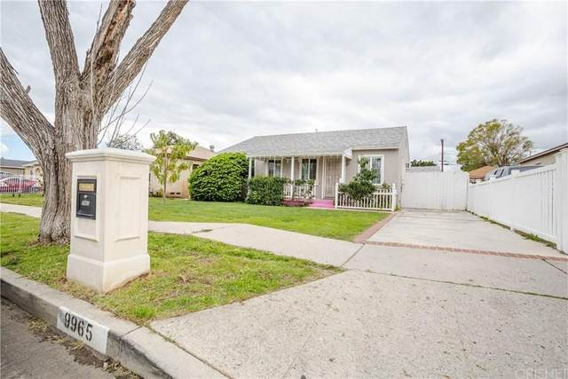 9965 El Dorado Avenue, Pacoima, CA 91331 (#SR20063055) :: Lydia Gable Realty Group