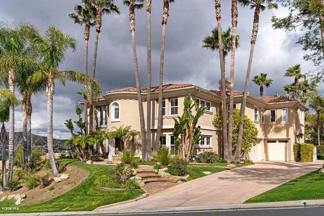 2070 Waterside Circle, Westlake Village, CA 91362 (#220003307) :: Randy Plaice and Associates