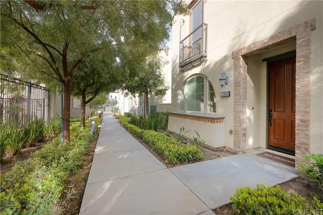 20304 Paseo Los Arcos, PORTER RANCH, CA 91326 (#SR20063326) :: Randy Plaice and Associates