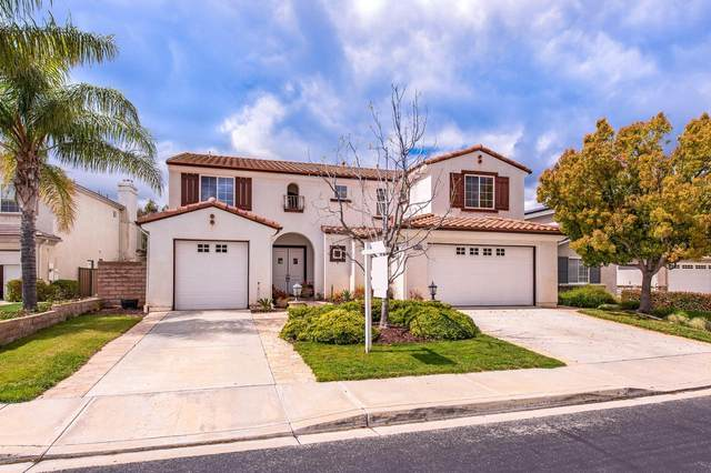 4543 Bluewood Court, Moorpark, CA 93021 (#220003309) :: TruLine Realty