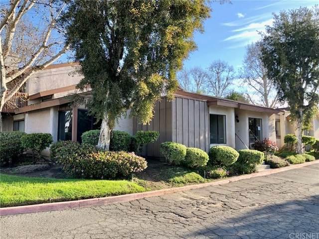 8514 De Soto Avenue #19, Canoga Park, CA 91304 (#SR20063507) :: Randy Plaice and Associates