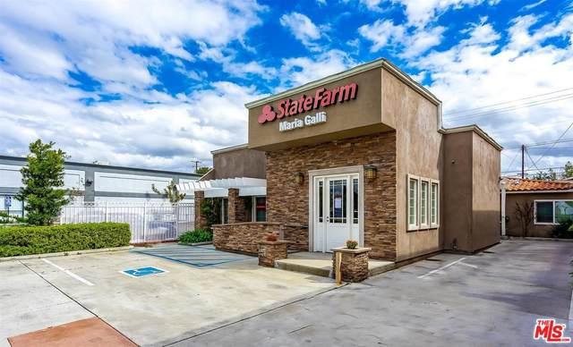 15352 Paramount Blvd, Paramount, CA 90723 (MLS #20-565244) :: Mark Wise | Bennion Deville Homes