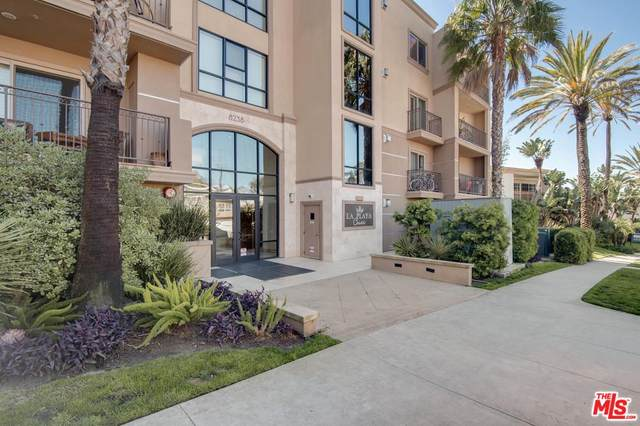 8238 W Manchester Ave #209, Playa Del Rey, CA 90293 (#20-566728) :: The Suarez Team