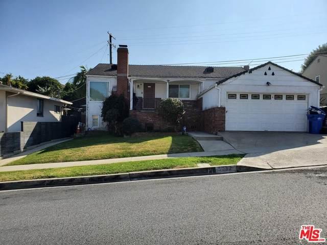 5037 Parkglen Ave, Los Angeles, CA 90043 (MLS #20-567014) :: The Sandi Phillips Team