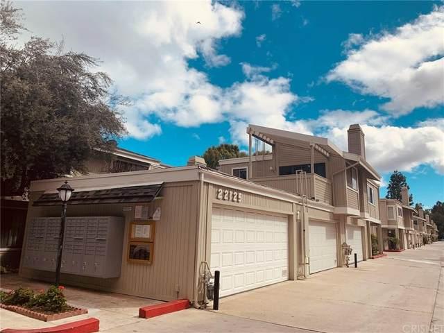 22125 Burbank Boulevard #1, Woodland Hills, CA 91367 (#SR20053143) :: Randy Plaice and Associates