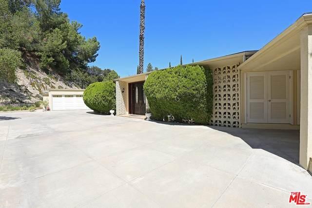 15641 High Knoll Road, Encino, CA 91436 (#20566556) :: Lydia Gable Realty Group