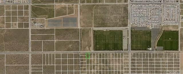 2600 Ave L & 26Th St E, Lancaster, CA  (#SR20064124) :: TruLine Realty