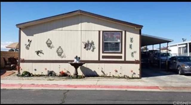 2545 Avenue, Lancaster, CA 93535 (#SR20064205) :: TruLine Realty