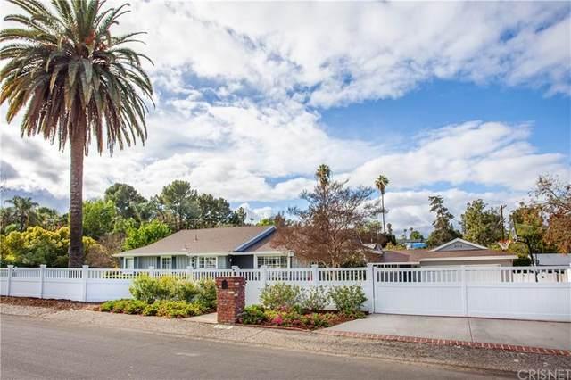 5105 Quakertown Avenue, Woodland Hills, CA 91364 (#SR20064307) :: Randy Plaice and Associates