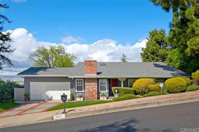 22627 Flamingo Street, Woodland Hills, CA 91364 (#SR20064389) :: Randy Plaice and Associates