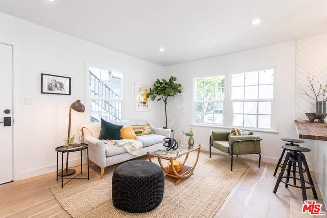 2034 5TH Street A, Santa Monica, CA 90405 (#20562822) :: TruLine Realty