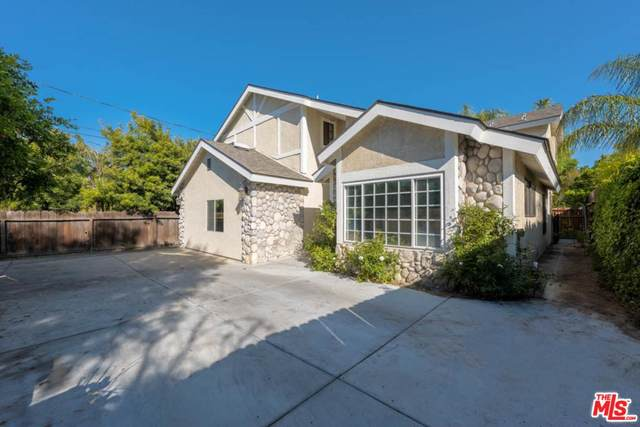 18219 Chase Street, Northridge, CA 91325 (#20567286) :: Randy Plaice and Associates