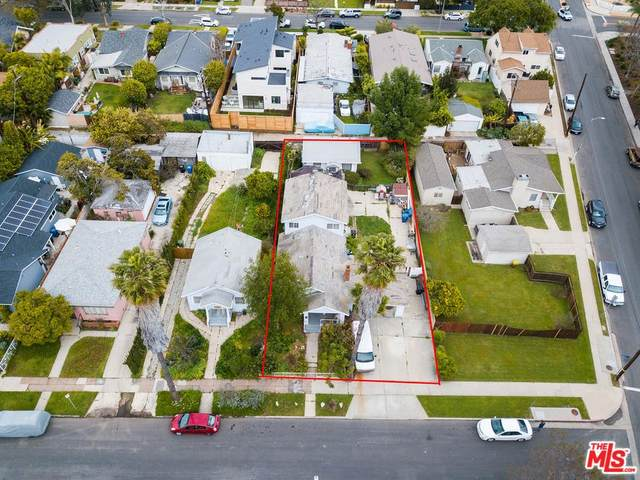 2484 Louella Avenue, Venice, CA 90291 (#20567322) :: The Suarez Team