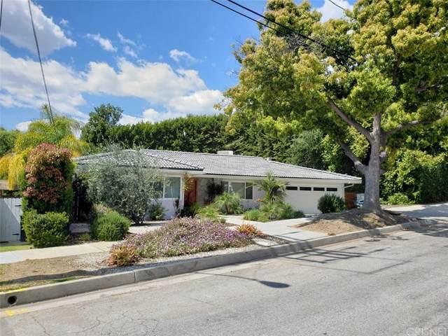 1265 Riviera Drive, Pasadena, CA 91107 (#SR20064272) :: TruLine Realty