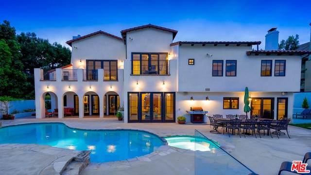 3949 Vista Linda Drive, Encino, CA 91316 (#20567348) :: Randy Plaice and Associates