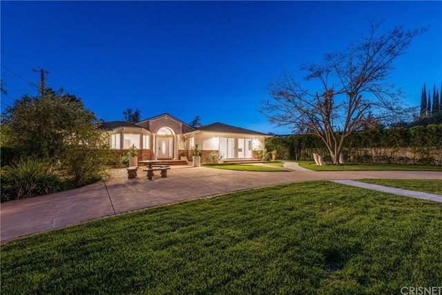 23202 Oxnard Street, Woodland Hills, CA 91367 (#SR20052234) :: Randy Plaice and Associates