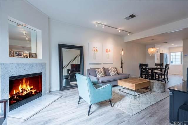 4220 Colfax Avenue #121, Studio City, CA 91604 (#SR20064844) :: SG Associates
