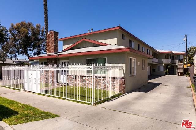 445 E 55TH Street, Long Beach, CA 90805 (#20567314) :: The Suarez Team