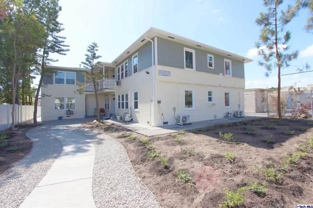 12160 Burbank Boulevard #12160, Valley Village, CA 91607 (#320001169) :: The Pratt Group