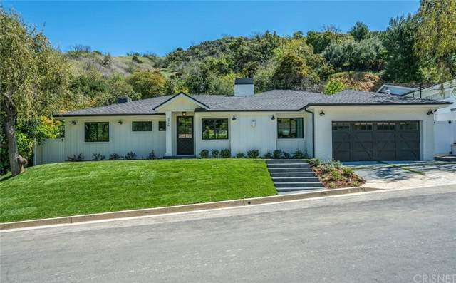 3336 Longridge Avenue, Sherman Oaks, CA 91423 (#SR20065047) :: Randy Plaice and Associates