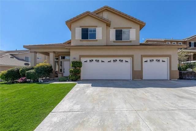 14412 Colorado Place, Canyon Country, CA 91387 (#SR20065000) :: Randy Plaice and Associates