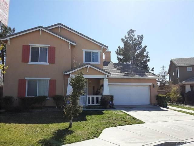 3756 Pondera Street, Lancaster, CA 93536 (#SR20065159) :: Randy Plaice and Associates
