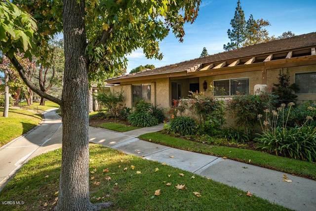1141 Bright Glen Circle, Westlake Village, CA 91361 (#220003408) :: Randy Plaice and Associates