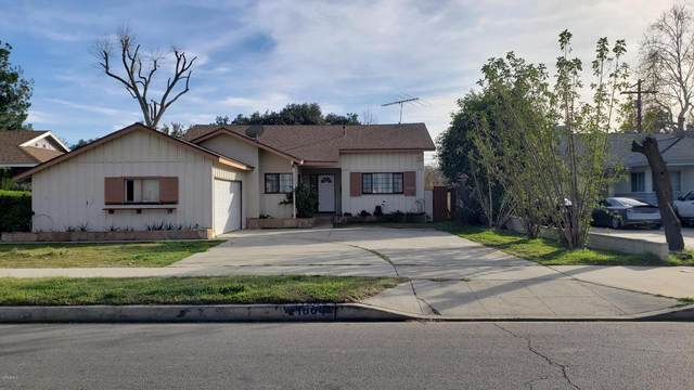 21804 Strathern Street, Canoga Park, CA 91304 (#220003409) :: Randy Plaice and Associates