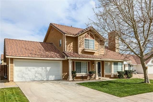 37540 Winchester Court, Palmdale, CA 93552 (#SR20065279) :: Randy Plaice and Associates