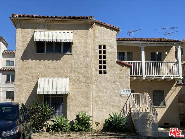 1540 S Sherbourne Drive, Los Angeles (City), CA 90035 (#20567534) :: Lydia Gable Realty Group