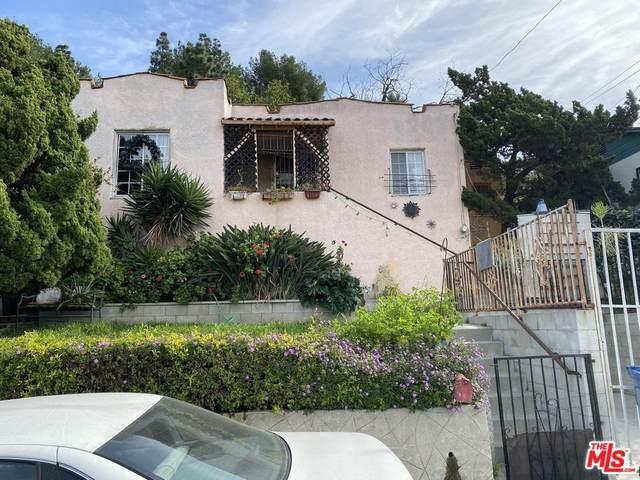1200 Van Pelt Avenue, Los Angeles (City), CA 90063 (MLS #20565396) :: The Jelmberg Team