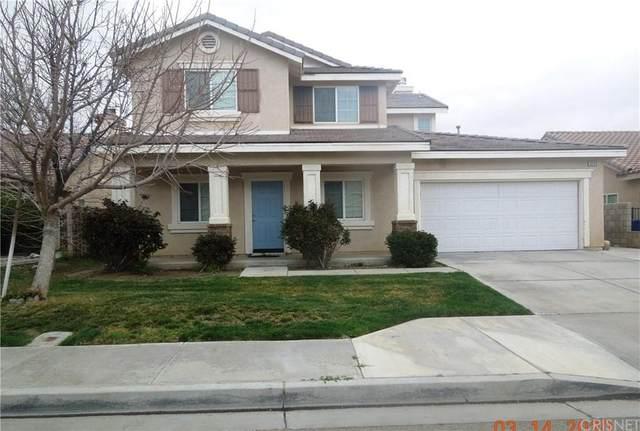 3125 E Avenue K2, Lancaster, CA 93535 (#SR20065386) :: Randy Plaice and Associates