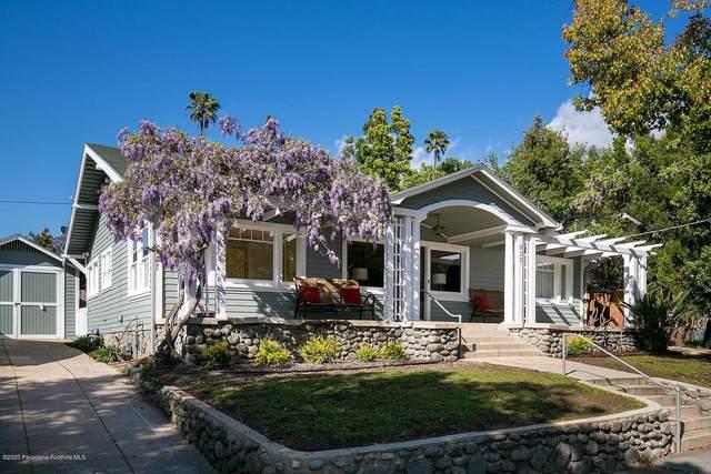 933 E Elizabeth Street, Pasadena, CA 91104 (#820001201) :: SG Associates