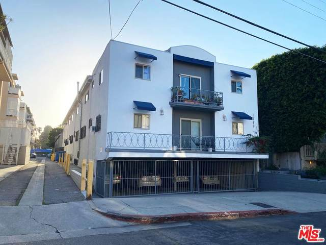 1540 N Formosa Ave, Los Angeles, CA 90046 (MLS #20-567614) :: Deirdre Coit and Associates