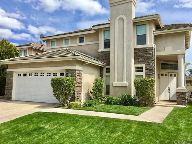 25580 Wilde Avenue, Stevenson Ranch, CA 91381 (#SR20065198) :: Randy Plaice and Associates