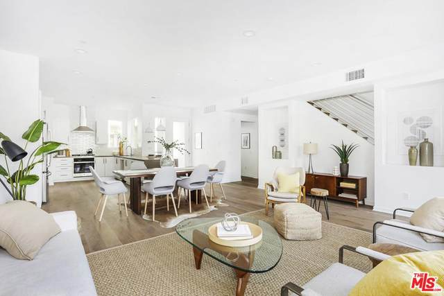 1338 N Sycamore Ave #3, Hollywood, CA 90028 (MLS #20-567612) :: Deirdre Coit and Associates