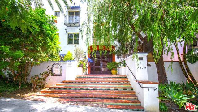 1414 N Harper Ave #1, West Hollywood, CA 90046 (#20-567642) :: Lydia Gable Realty Group