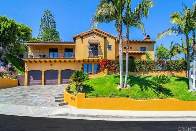 3465 Caribeth Drive, Encino, CA 91436 (#SR20022442) :: Randy Plaice and Associates