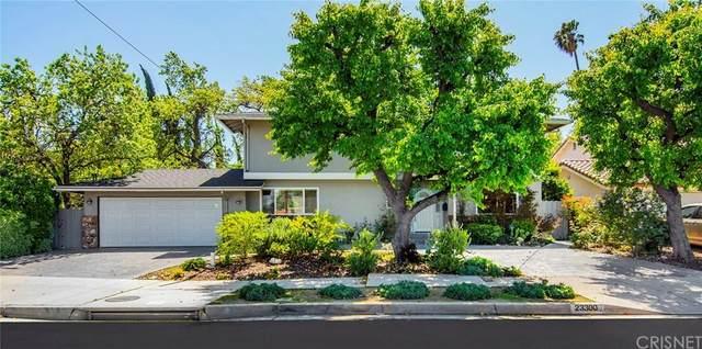 23300 Canzonet Street, Woodland Hills, CA 91367 (#SR20065744) :: Randy Plaice and Associates