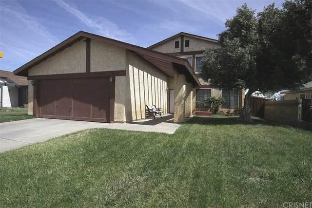 2553 Emerald Lane, Lancaster, CA 93535 (#SR20065820) :: Randy Plaice and Associates