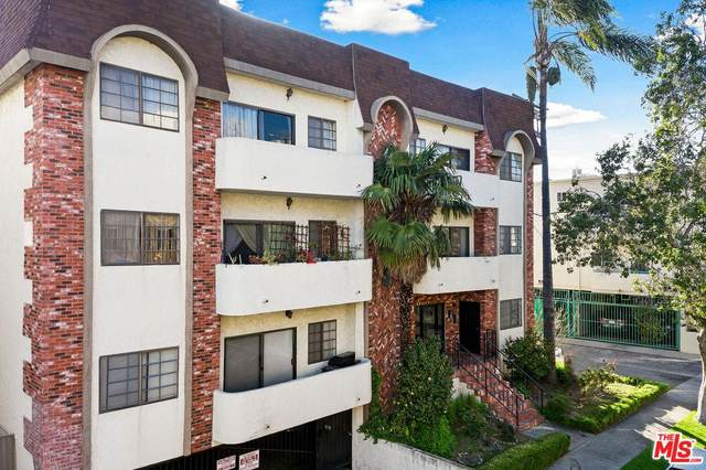 1515 Amherst Avenue #304, Los Angeles (City), CA 90025 (#20567782) :: TruLine Realty