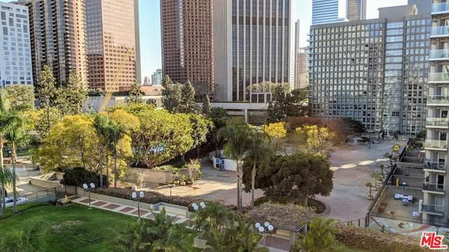 880 W 1ST St #603, Los Angeles, CA 90012 (MLS #20-567588) :: The Sandi Phillips Team
