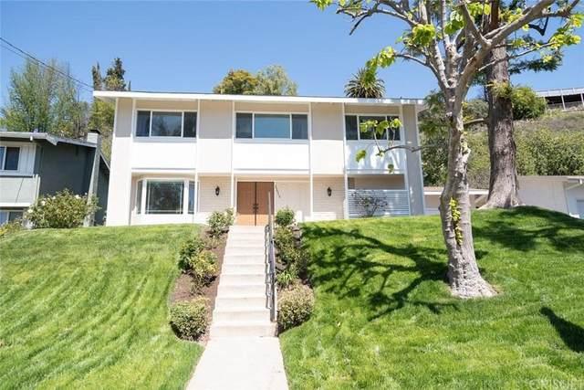 23515 Oxnard Street, Woodland Hills, CA 91367 (#SR20065877) :: Randy Plaice and Associates