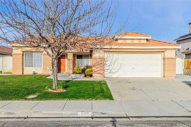 44255 62ND Street W, Lancaster, CA 93536 (#SR20065708) :: Randy Plaice and Associates