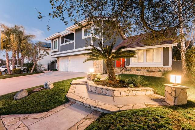 3316 Montagne Way, Thousand Oaks, CA 91362 (#220003456) :: The Suarez Team